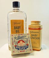 Johnson & Johnson early pack shots