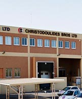 Christodoulides Bros New Premises